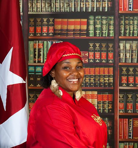 Brenda Muhammad MUI Teacher