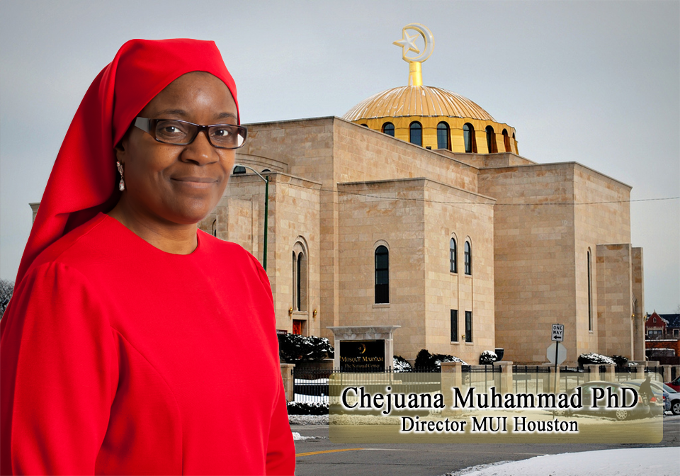 Sister Chejuana Muhammad PhD