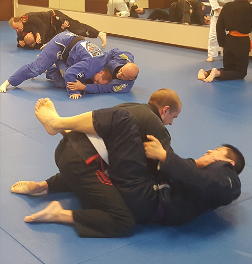 McKinney Brazilian Jiu-Jitsu