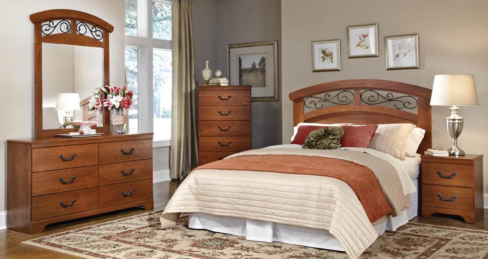 Union Furniture Bedroom 290 Liberty Creek