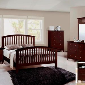 Union Furniture Bedroom B7550