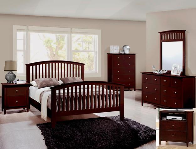 Union Furniture Bedroom B7550