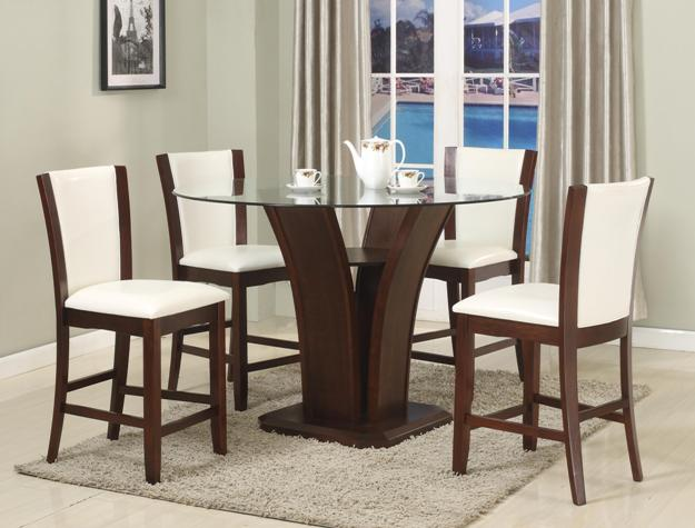 Union Furniture Dining Room 1710-WH