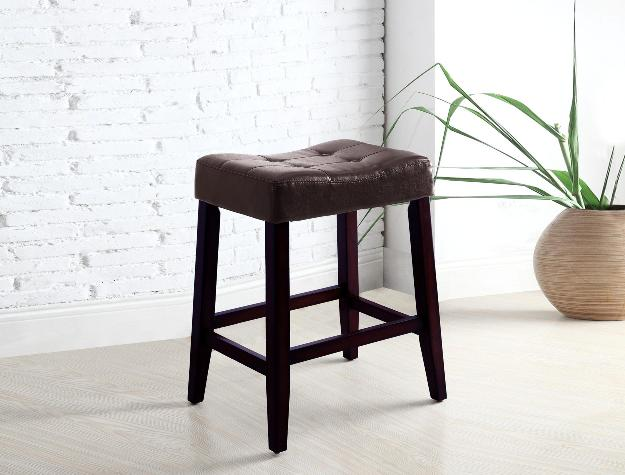 Union Furniture Dining Room 2787-ESP Saddle Chair Stool