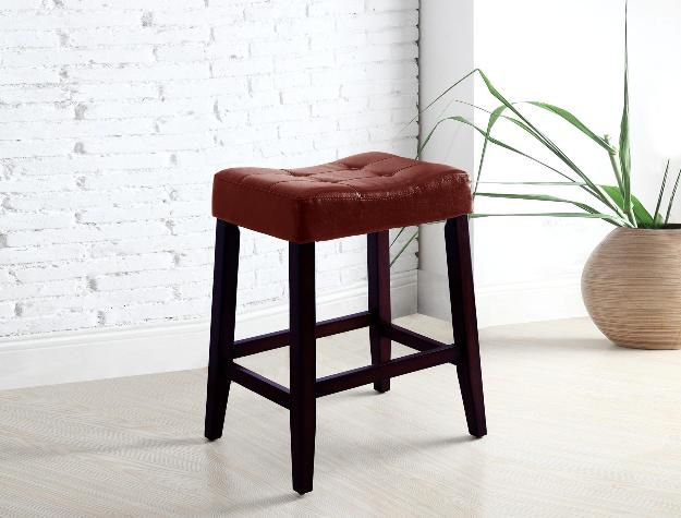 Union Furniture Dining Room 2787-RD Saddle Chair Stool