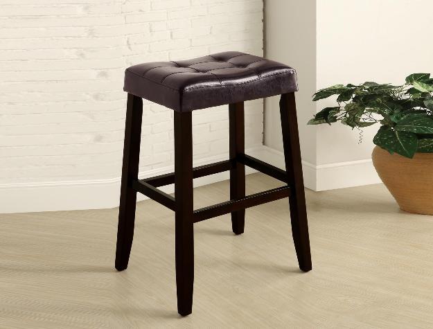 Union Furniture Dining Room 2987-ESP Saddle Chair Stool