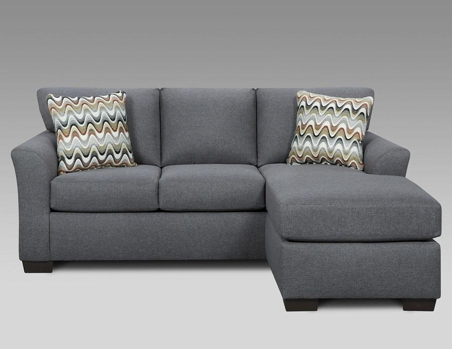 Union Furniture living room sofa chaise
