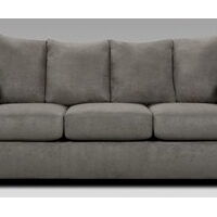 Union Furniture living room sofa grey