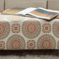 union-furniture-living room-5040-tan-ottoman