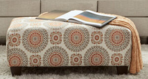 union-furniture-living room-5040-tan-ottoman