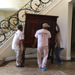 water damage restoration company san diego