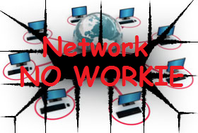 network no workie
