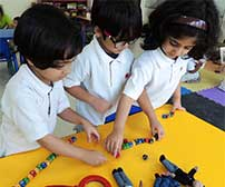 school mission and vison of a Sharjah school
