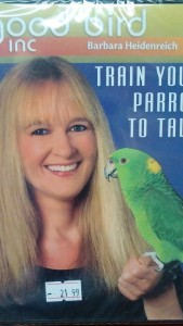 Train Your Parrot to Talk - DVD Video