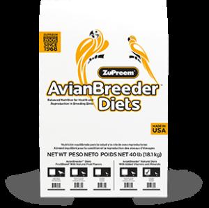 Zupreem Avian Breeder Diets