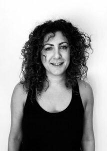 curly hair salon hair dresser