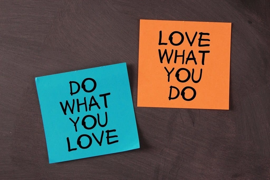 ideas for falling back in love with your job