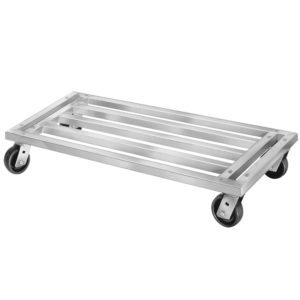 Dunnage Rack – Stainless Steel Dunnage Rack with Wheels