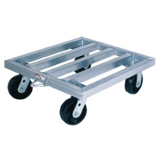 Sheet Pan Dolly – Stainless Steel