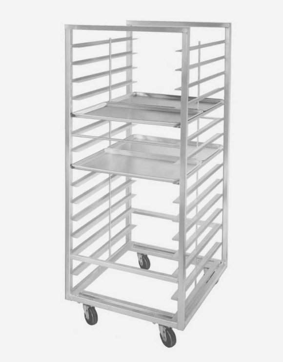 Revent C Oven Rack – 12 Slide Double Oven Rack