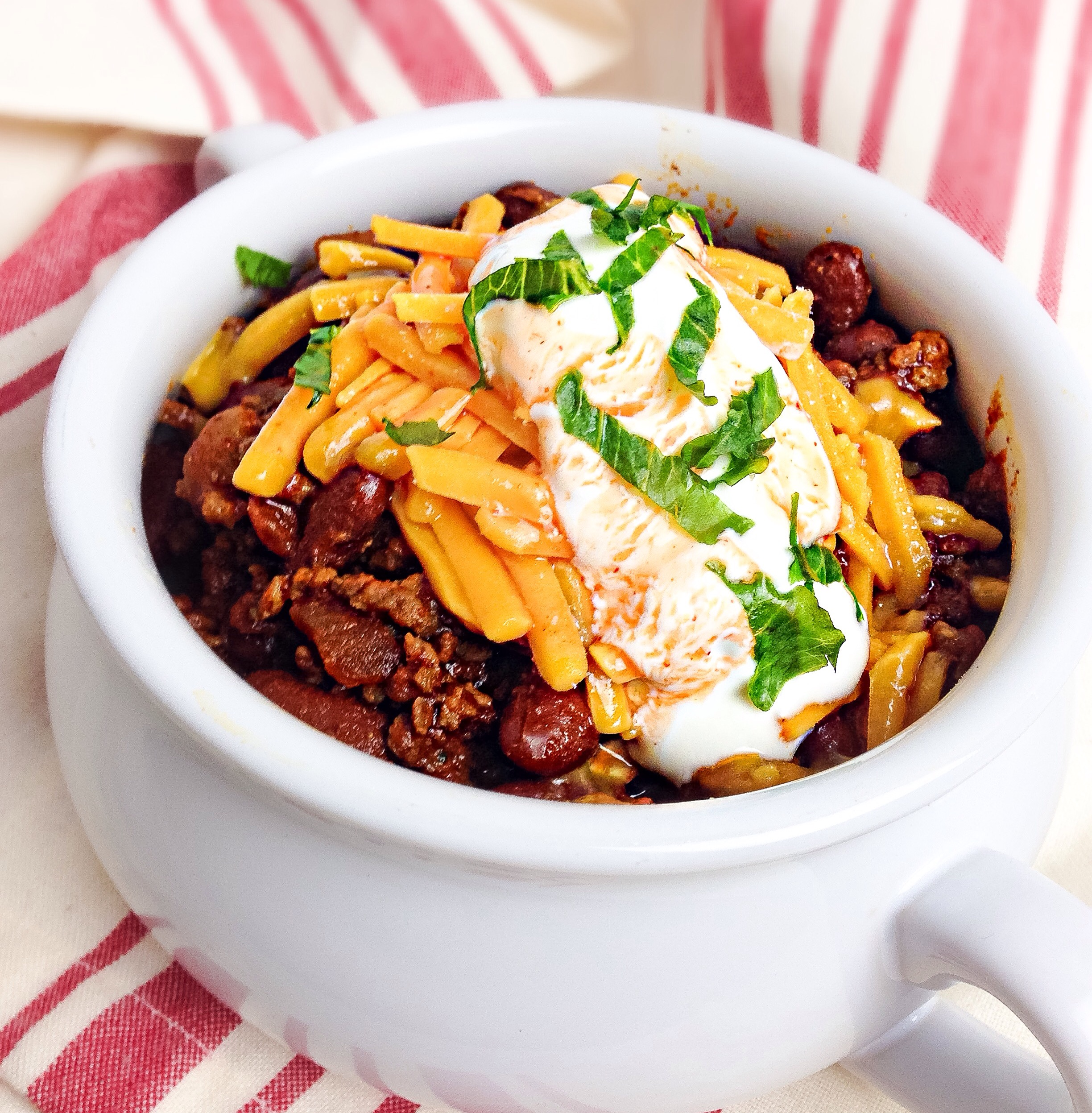 spicy mexican chili
