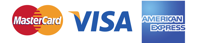 Credit Cards Accepted by Progressive Communications VISA - MasterCard - AMEX