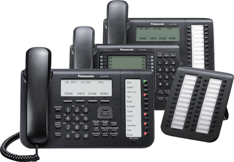 IP Phone Cluster Image