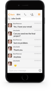 Progressive Communication and Nextiva provide Smartphone App for mobile communications