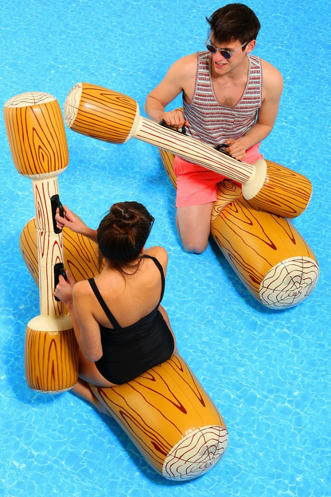 What Is A Pool Party Without Some AWESOME Pool Toys?
