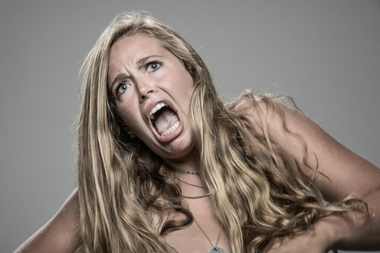 A Photographer Takes Portraits Of People Being Tased…Ouch!