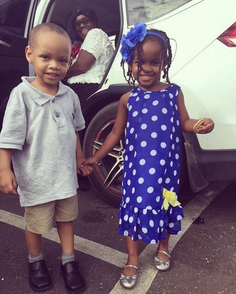 Asafa-Powell-kids