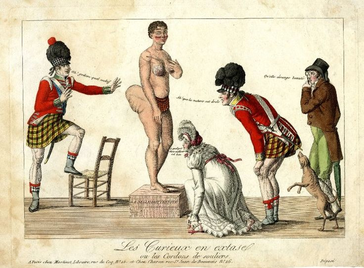 Do you know Sarah Baartman? Sarah Baartman is a name that every black person should know. 3