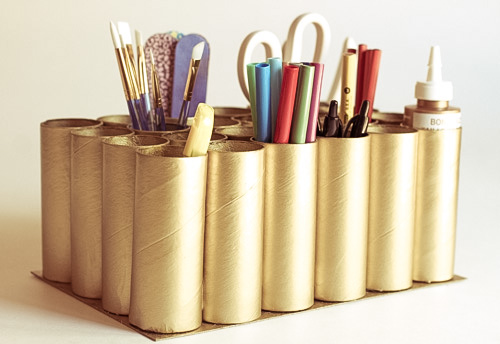 Stop throwing away empty toilet paper rolls. Here's 11 ways to reuse them around the house 41