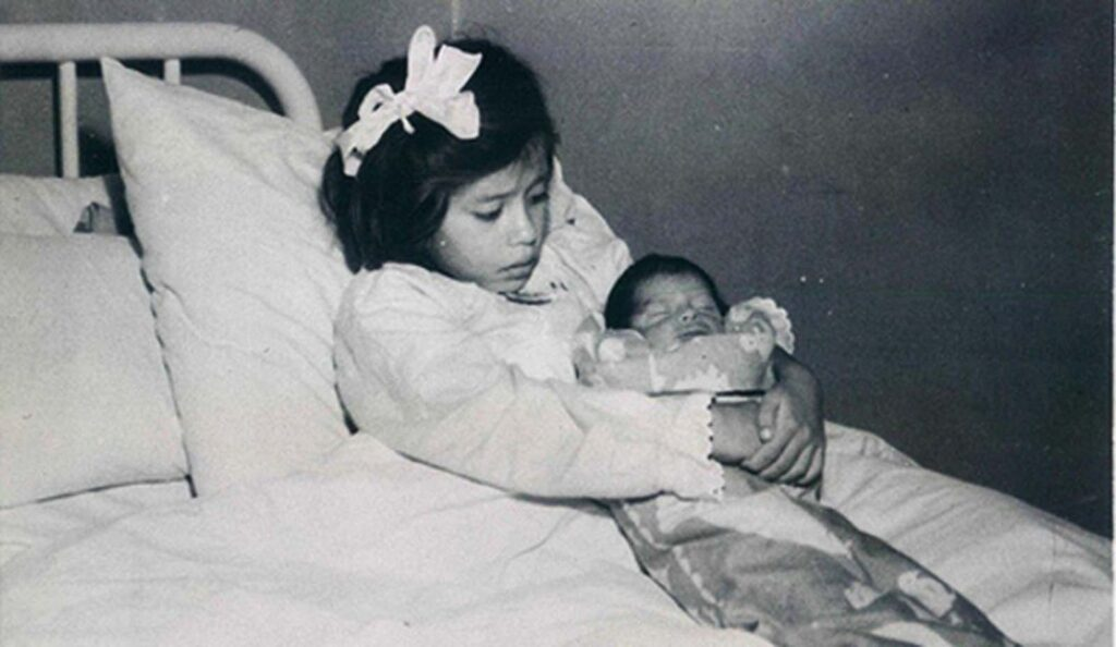 Youngest Mother In Medical History Still Refuses To Reveal The Truth 78 Years Later 1