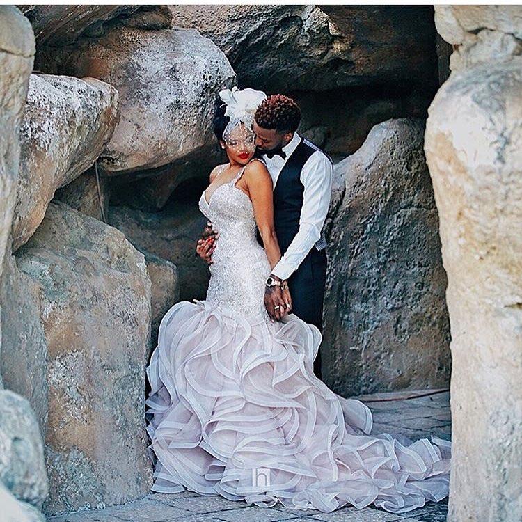 Konshens Gets Married to Longtime Girlfriend Latoya – Wedding Photos Included 15