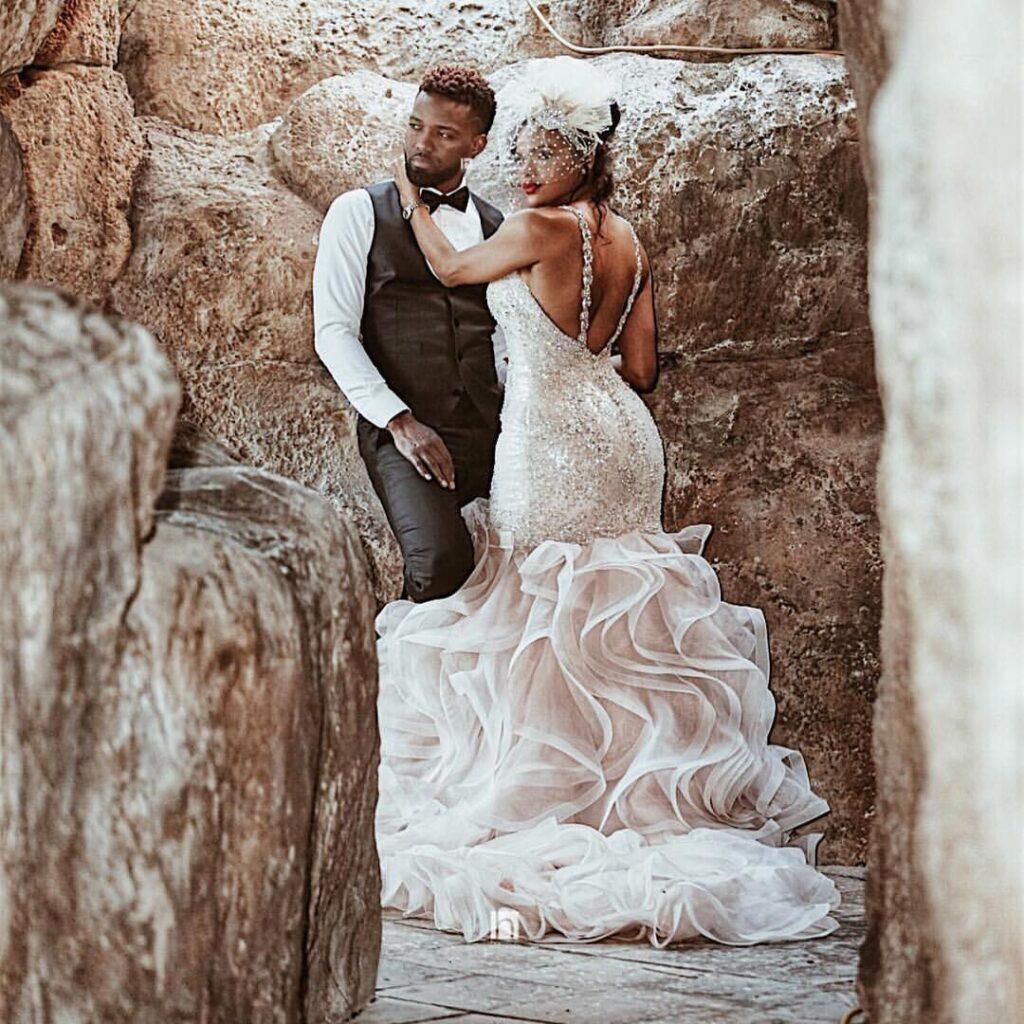 Konshens Gets Married to Longtime Girlfriend Latoya – Wedding Photos Included 17