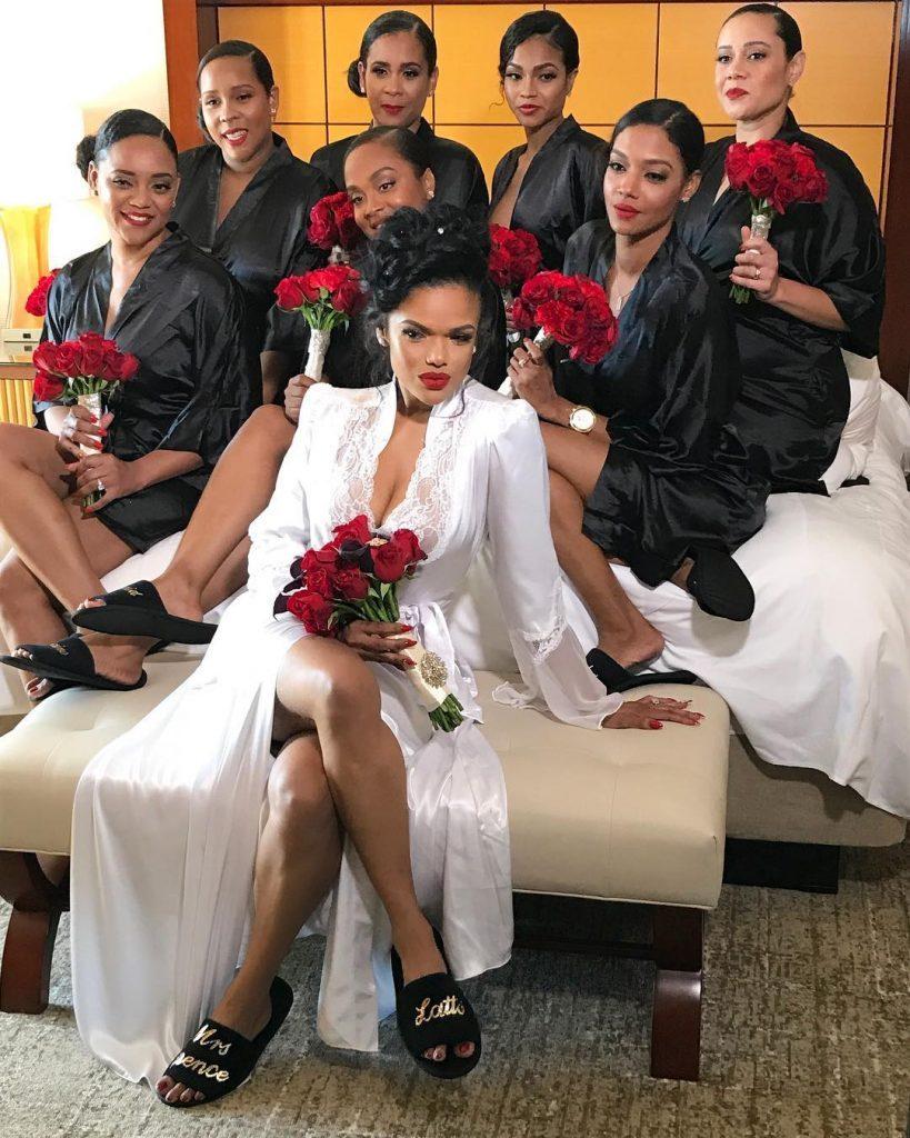 Konshens Gets Married to Longtime Girlfriend Latoya – Wedding Photos Included 19