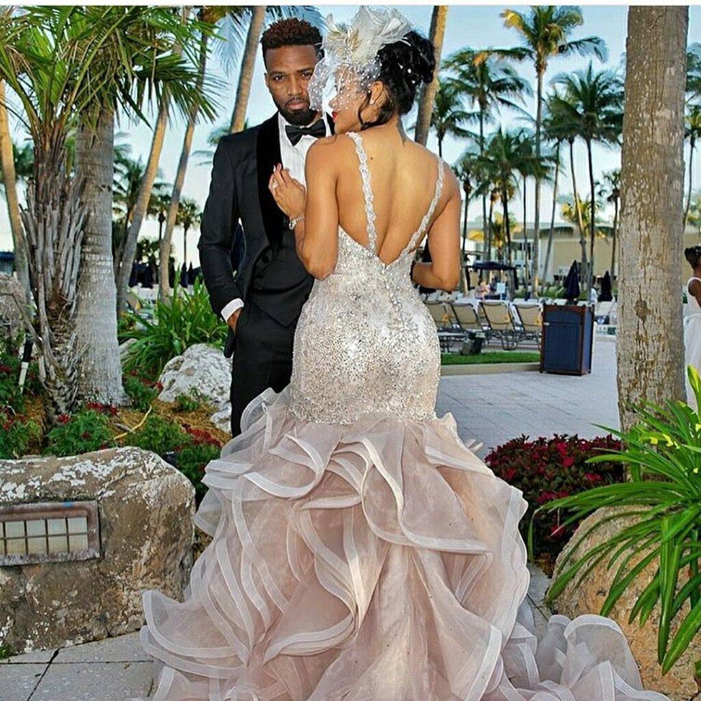 Konshens Gets Married to Longtime Girlfriend Latoya – Wedding Photos Included 20