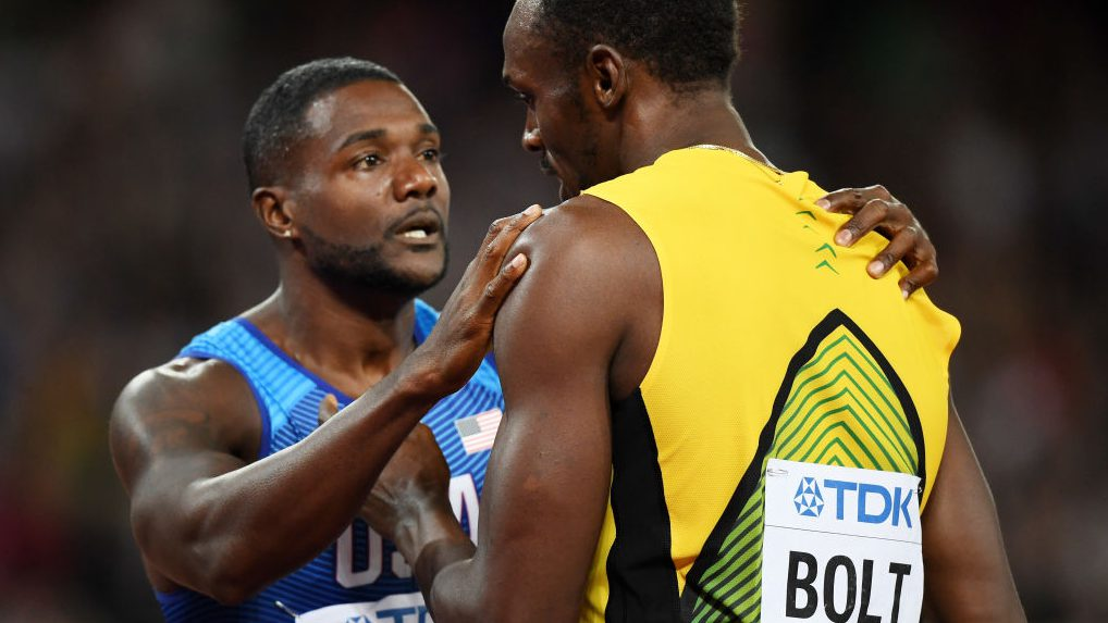 Justin Gatlin says he is the world's fastest man; Carl Lewis agrees 3