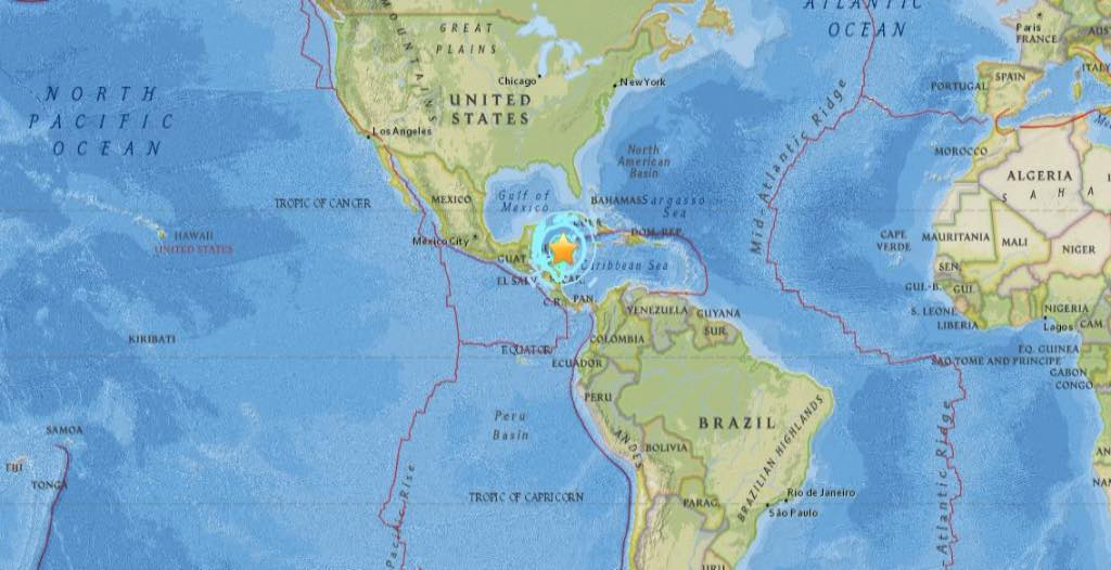 Tsunami warning issued for Jamaica 5