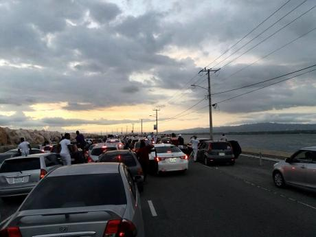 BANNED: No entertainment events for Palisadoes after traffic jam 6