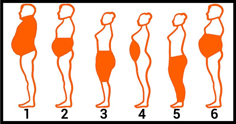 Fighting 6 Different Types Of Body Fat 1