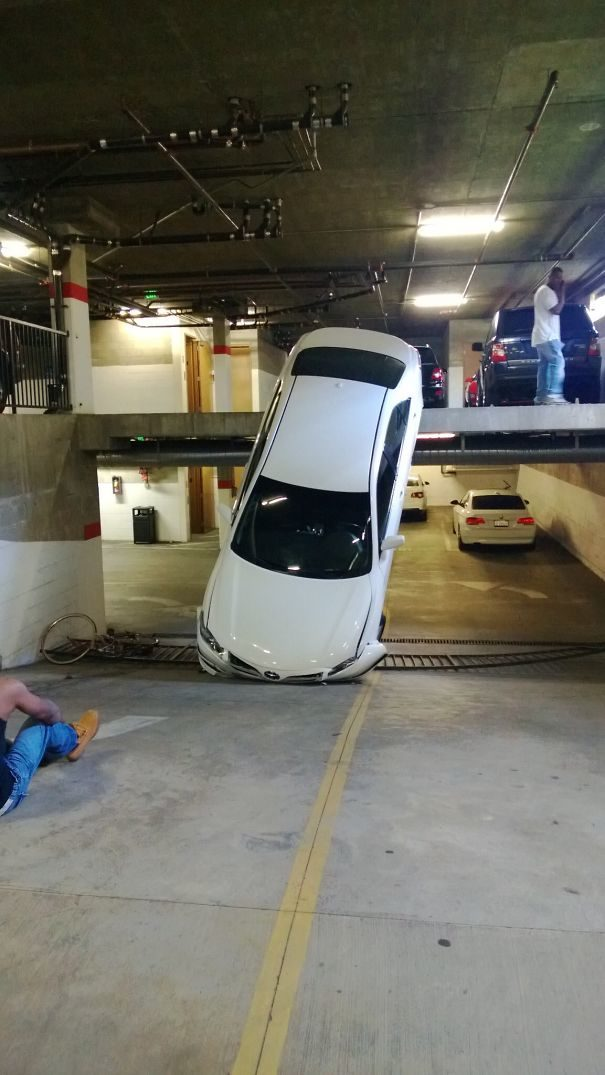 20 People Who Deftly Avoided Disaster By Pure Chance 46