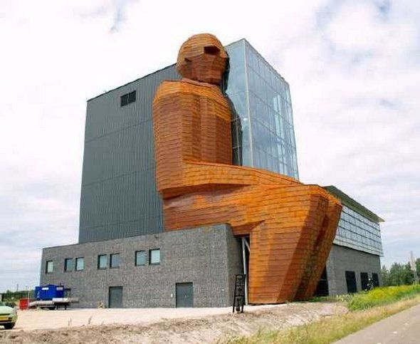 Craziest Architecture Of All Time That Can Make You To Look It Twice 4