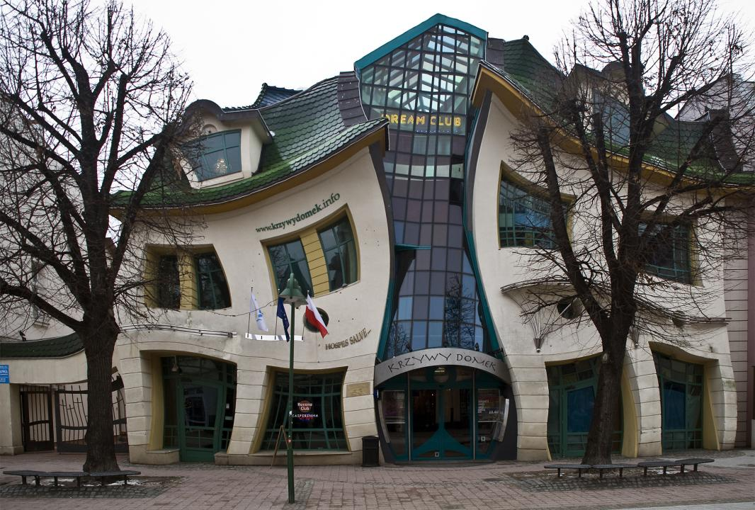 Craziest Architecture Of All Time That Can Make You To Look It Twice 6
