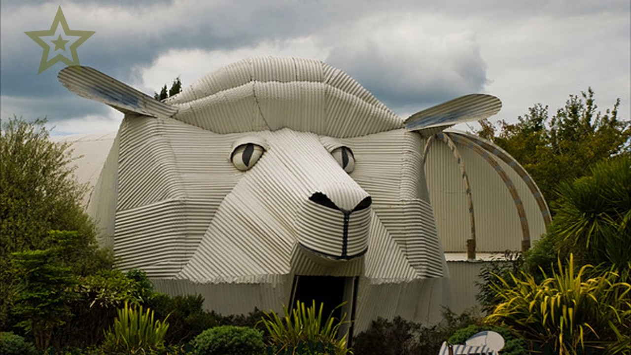 Craziest Architecture Of All Time That Can Make You To Look It Twice 9