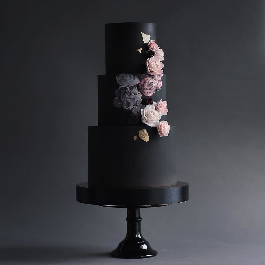 Luxurious Towering Cakes Look Like They Are Straight Out Of The Fairy Tale 61
