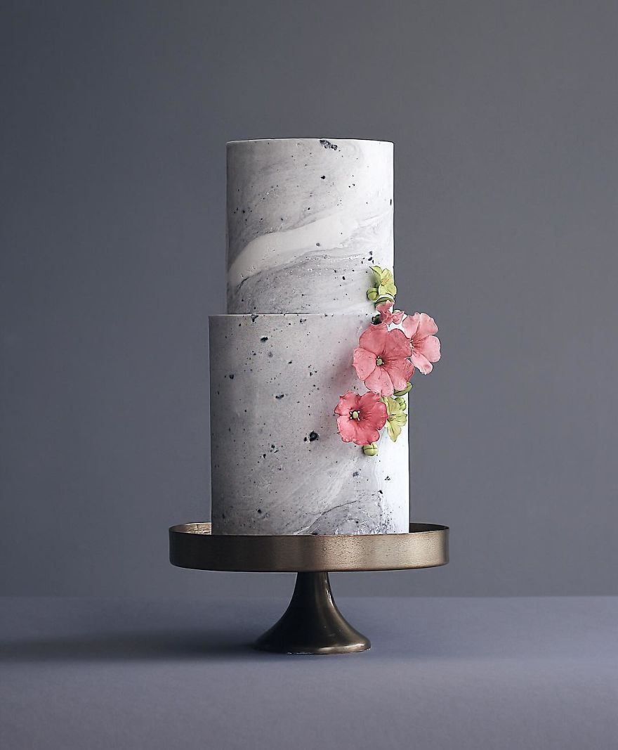 Luxurious Towering Cakes Look Like They Are Straight Out Of The Fairy Tale 10
