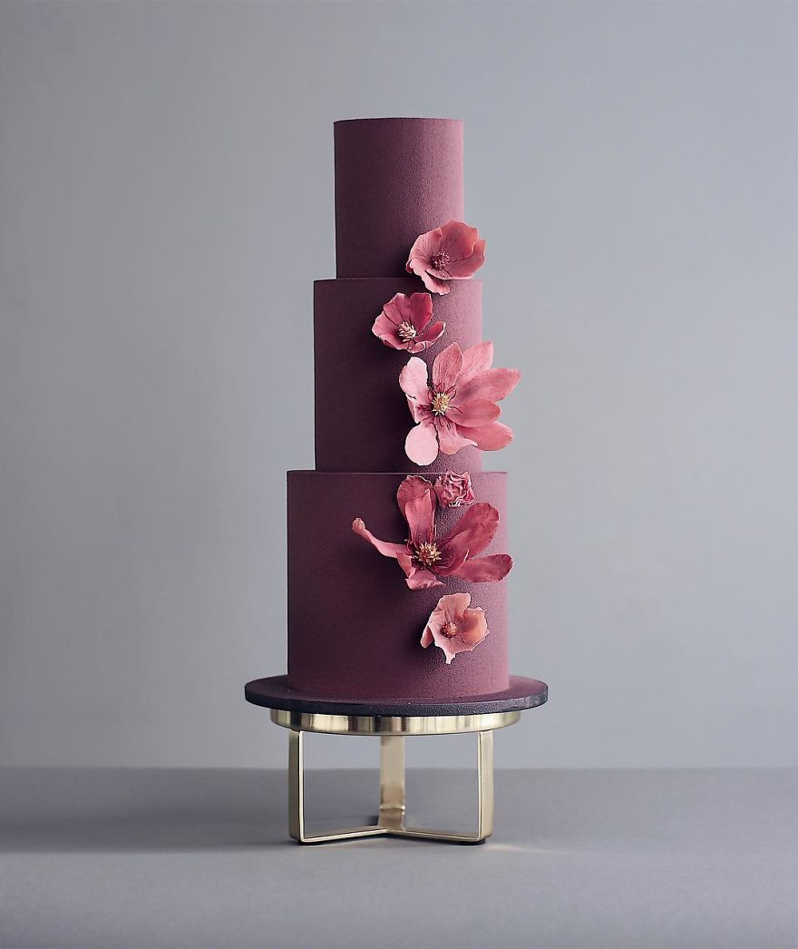 Luxurious Towering Cakes Look Like They Are Straight Out Of The Fairy Tale 75