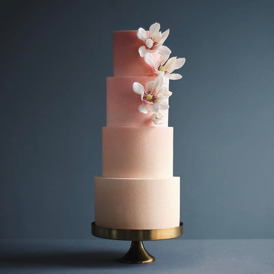 Luxurious Towering Cakes Look Like They Are Straight Out Of The Fairy Tale 87